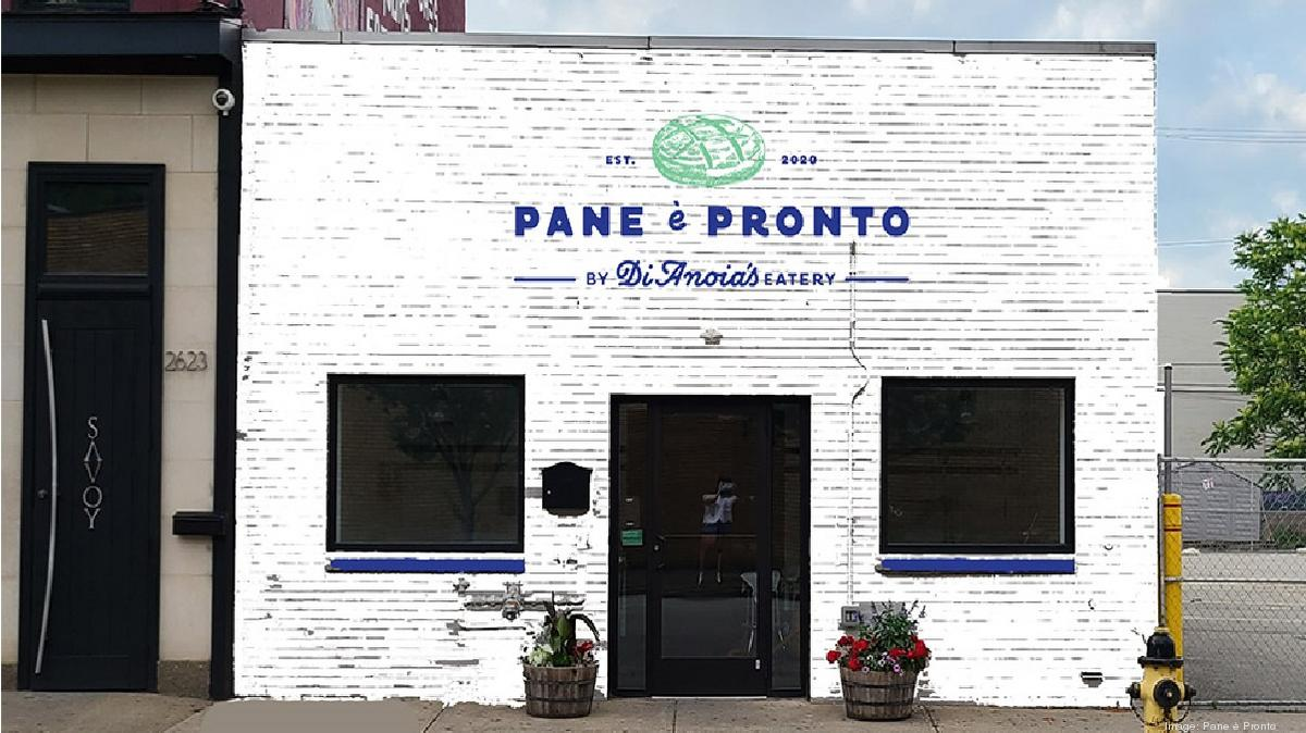 Pane è Pronto, an Italian takeout, bread and catering kitchen, is planning to open in the Strip District this fall - Pittsburgh Business Times