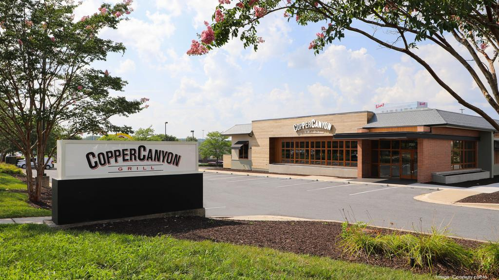 Copper Canyon Grill To Open New Location In Arundel Mills Baltimore Business Journal