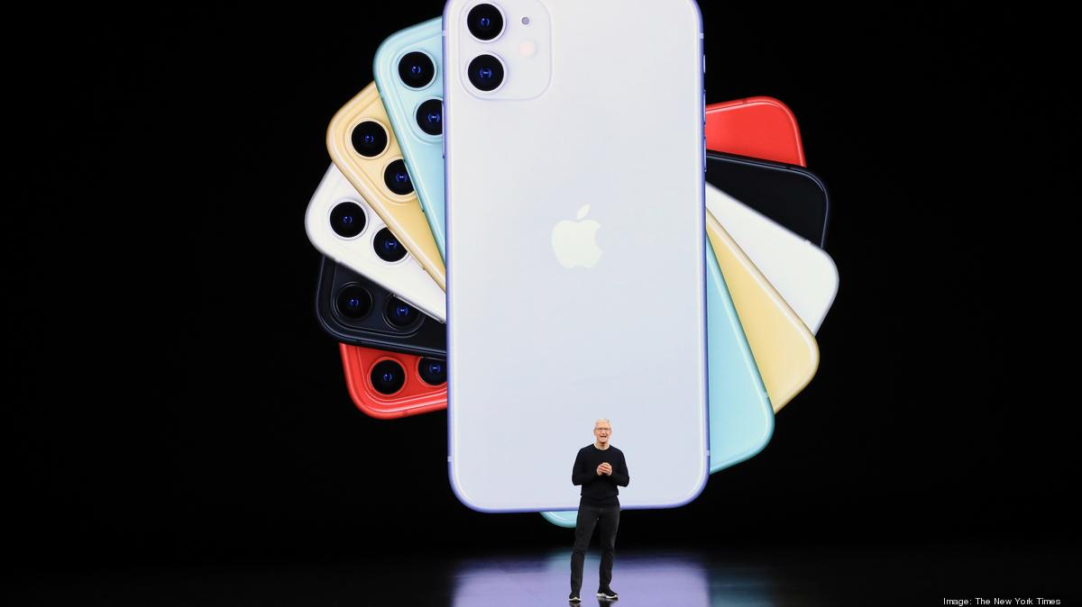 New Iphones Homepod And Airtags Here S What Could Be Coming Down The Channel At Apple S Hi Speed Virtual Event Today Silicon Valley Business Journal