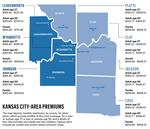 State line proves to be dividing line for insurance rates
