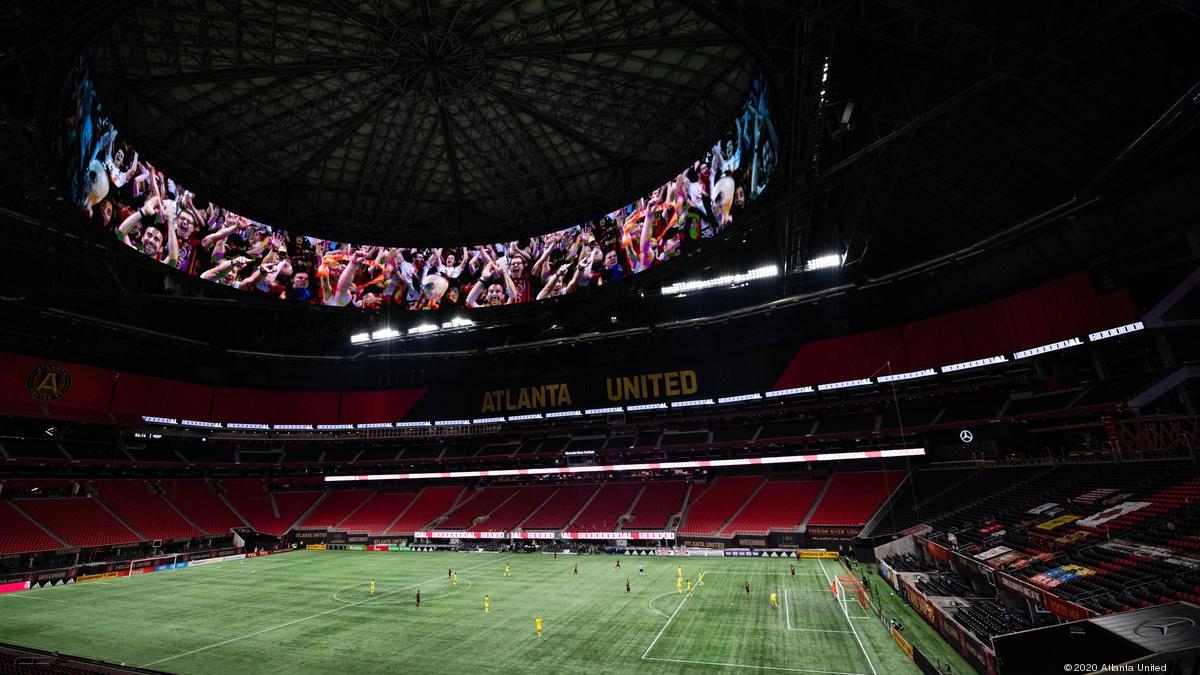 Steve Cannon Falcons United Fans Return Requires Downward Coronavirus Trajectory Atlanta Business Chronicle
