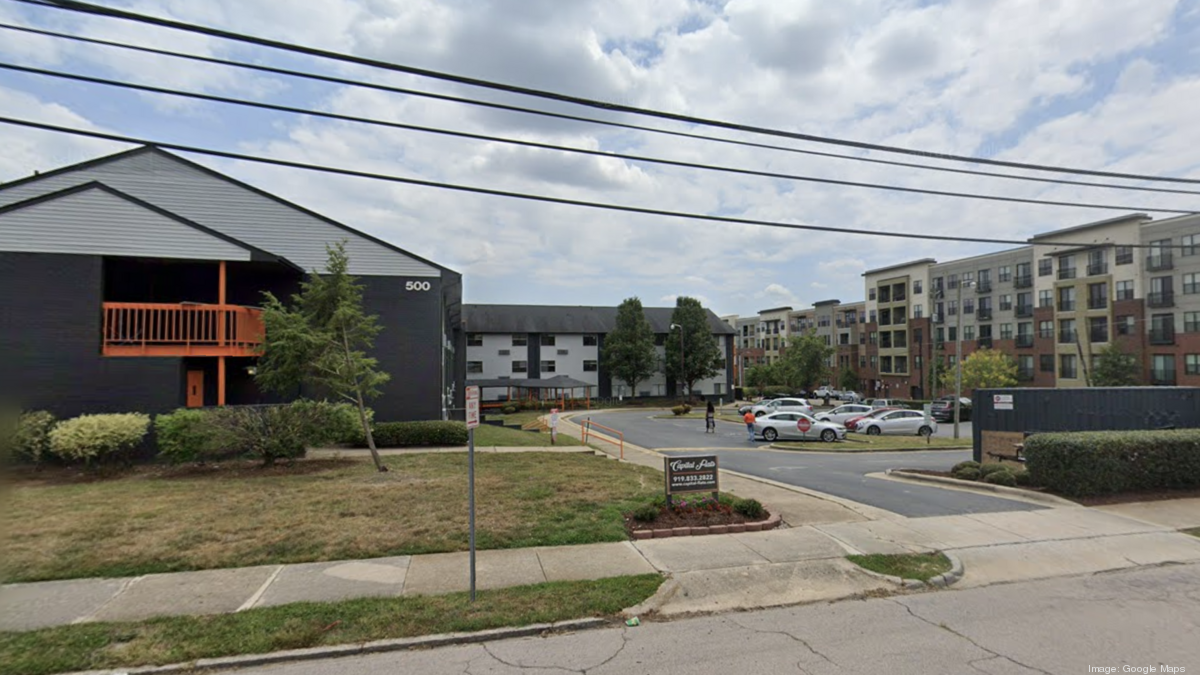 Downtown Raleigh apartments sold for $10 million to New ...