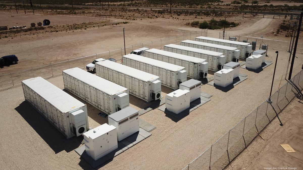 Tualatin battery company Powin lands two big California energy storage projects - Portland Business Journal
