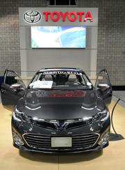 3. Toyota Motor Corp. 2013 sales: 1.89 million Change from 2012: 7% Best-selling model: Toyota Camry