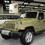 Hints of aluminum body Jeep Wrangler good news for Alcoa