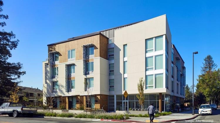 Alta Housing and the City of Mountain View are partners in the Eagle Park Apartments project.