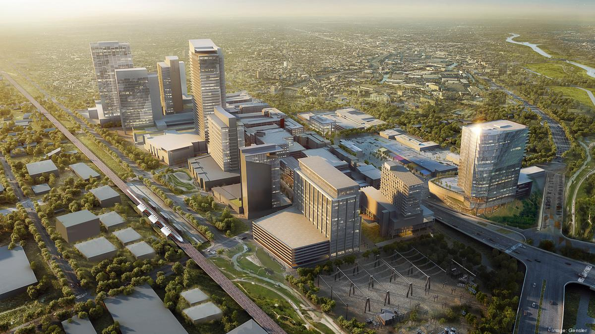 The future of office development in North Texas could be mass timber, experts say - Dallas Business Journal
