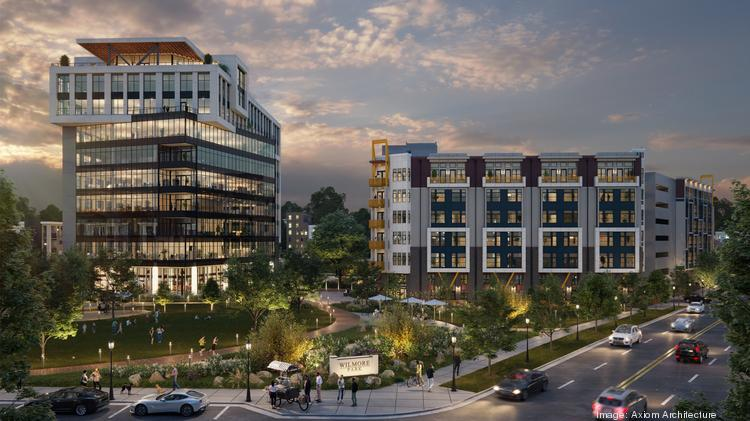 Centro Square is part of the larger mixed-use development, The Square at South End, led by another Charlotte firm, Beacon Partners.