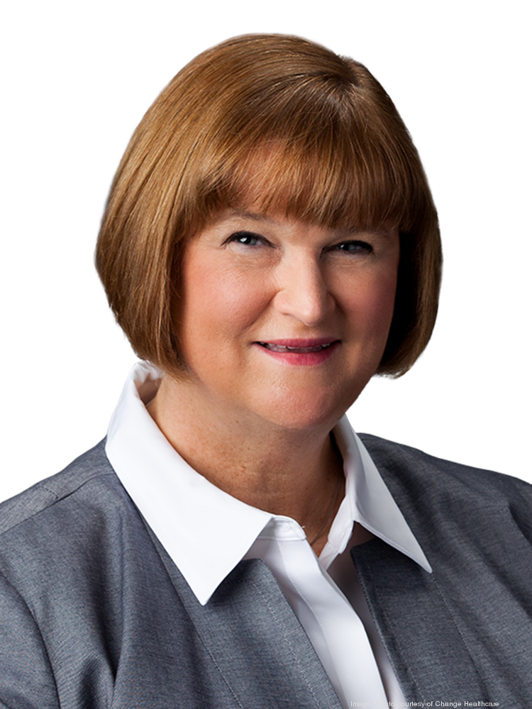 Change Healthcare Executive Vice President and Chief People Officer Linda Whitley-Taylor