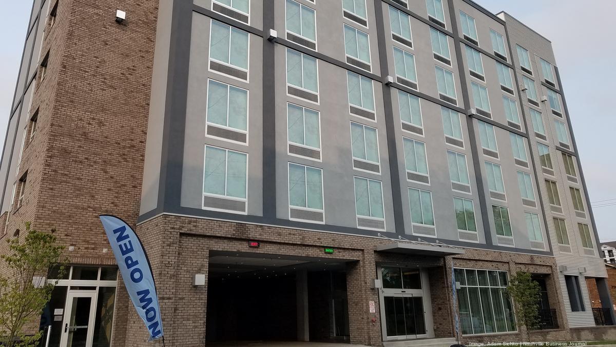 New Fairfield Inn & Suites hotel opens near Centennial Park - Nashville Business Journal