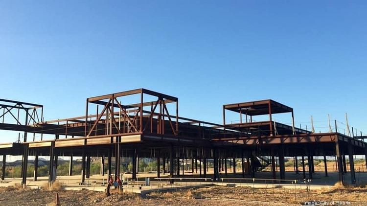 This West Valley medical office project, nine years in the making, just might be getting a second chance.