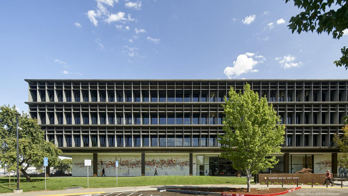 2020 Best Real Estate Projects: SMUD Headquarters Rehab - Sacramento Business Journal
