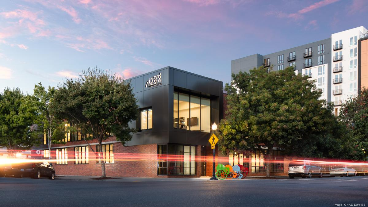 2020 Best Real Estate Projects: DPR Construction Midtown office - Sacramento Business Journal