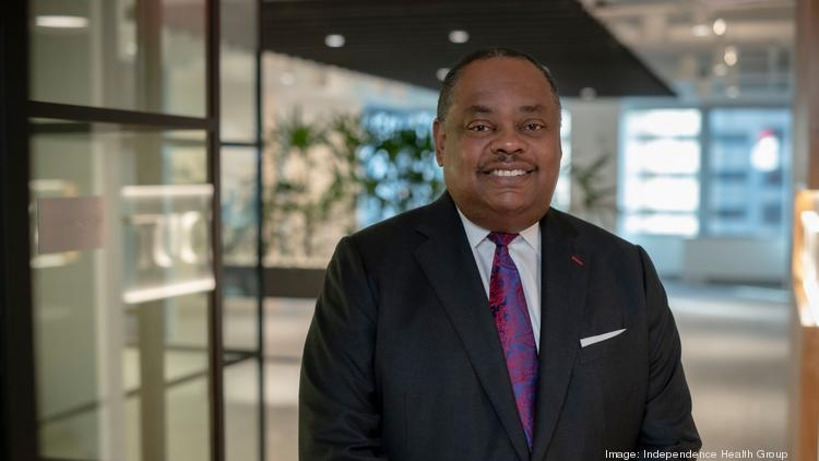 Gregory Deavens will take over as CEO of Independence Health Group on Jan. 1.