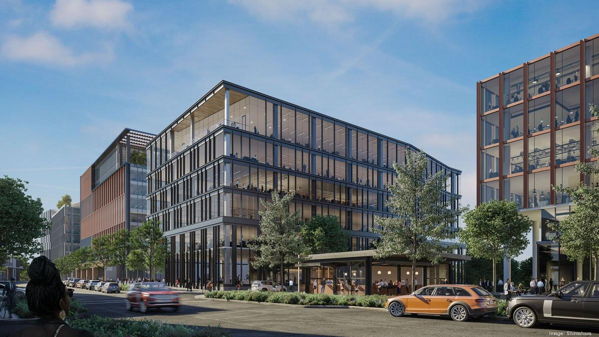 Here's what the transformation of Cary Towne Center will look like (Renderings) - Triangle Business Journal