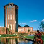 <strong>Hilton</strong> testing app feature in Dallas aimed to personalize hotel stay