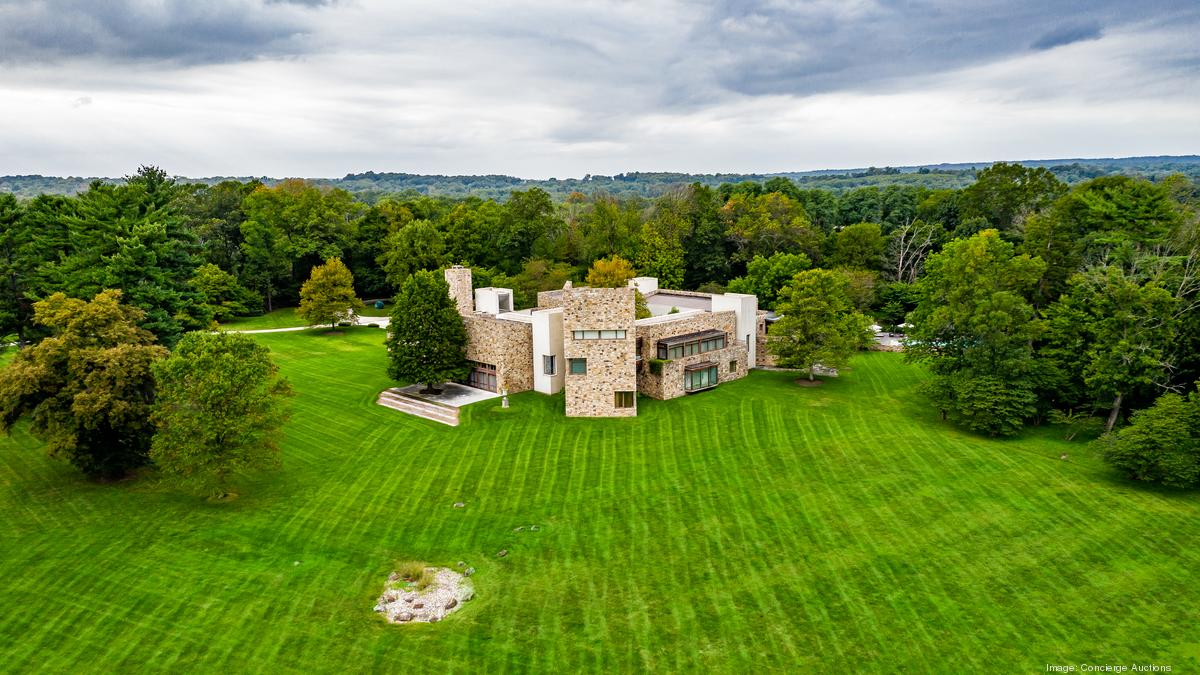 37,000-square-foot Fort Washington home to be auctioned - Philadelphia Business Journal