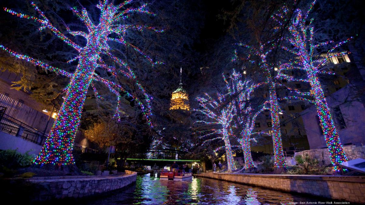 Christmas Activities San Antonio 2020 2020 Ford Holiday River Parade canceled   San Antonio Business Journal