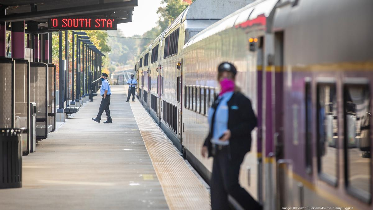 Overhaul needed to fix South Shore rail travel, report says - Boston Business Journal