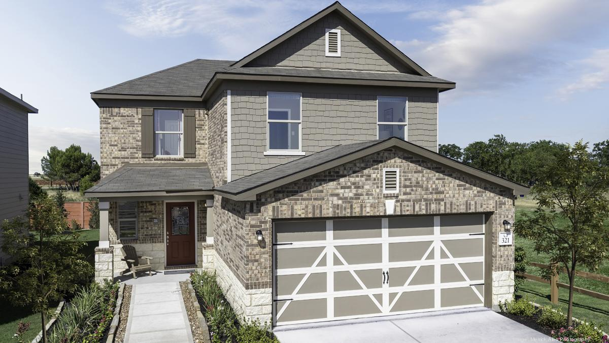 KB Home launches home office concept at Deer Crest - San Antonio Business Journal