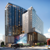 First look: High-end hotel in Hilton's Curio Collection looms for Midtown