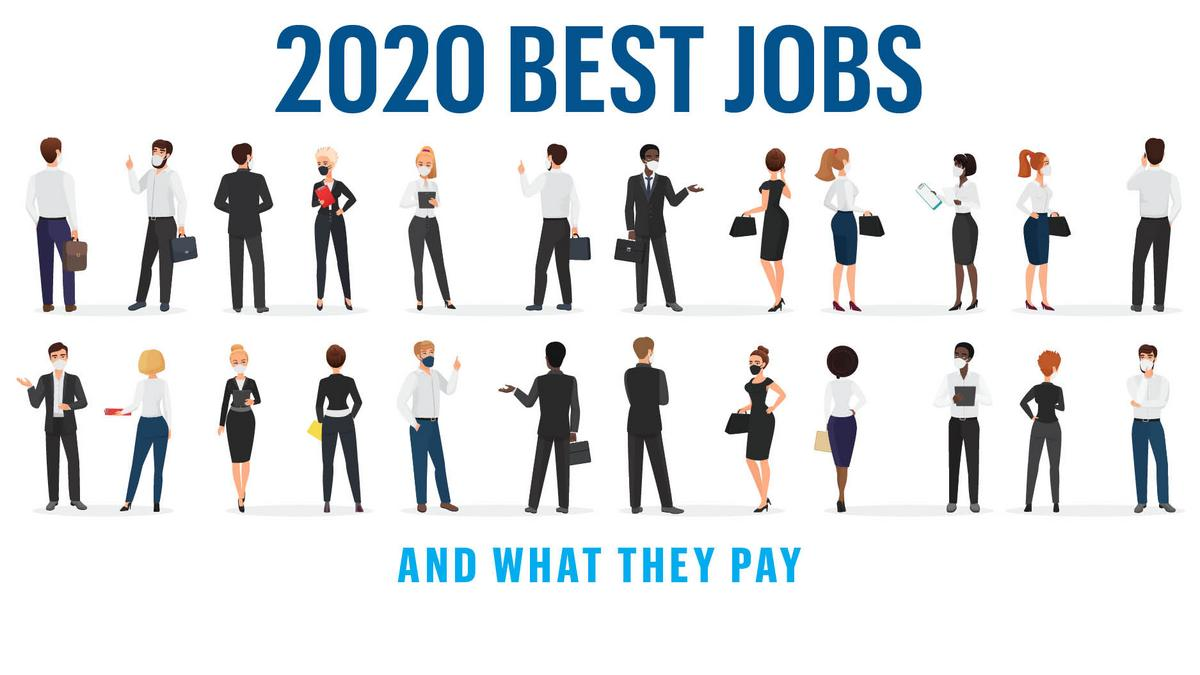 The best jobs of 2020 and what they pay, according to U.S. News & World Report - Kansas City Business Journal