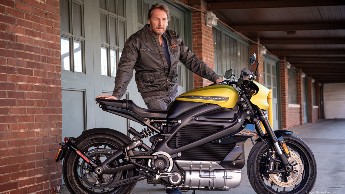 Harley-Davidson CEO Zeitz calls LiveWire 'extraordinary product' leading  charge into electric segment - Milwaukee Business Journal