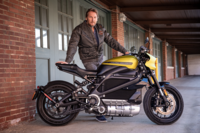 Details emerge on Harley-Davidson's new stand-alone electric motorcycle — LiveWire One
