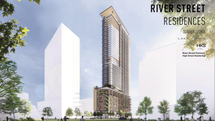 River Street Residences