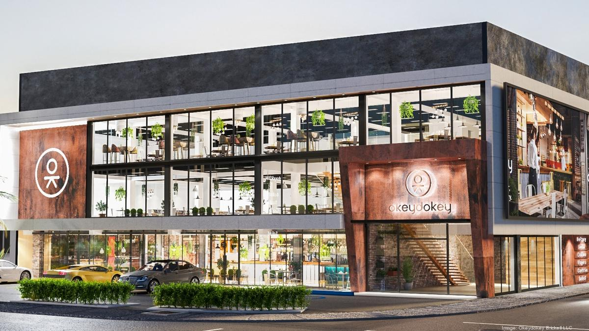 Okeydokey food hall slated to open in Miami's Brickell - South Florida Business Journal