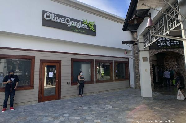 With Olive Garden S Recent Opening What Other Brands Do You Want More Of In Hawaii Pacific Business News