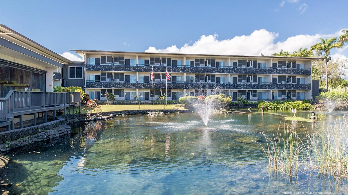 California's Soul Community Planet paid $12M for Hawaii's Hilo Seaside Hotel - Pacific Business News