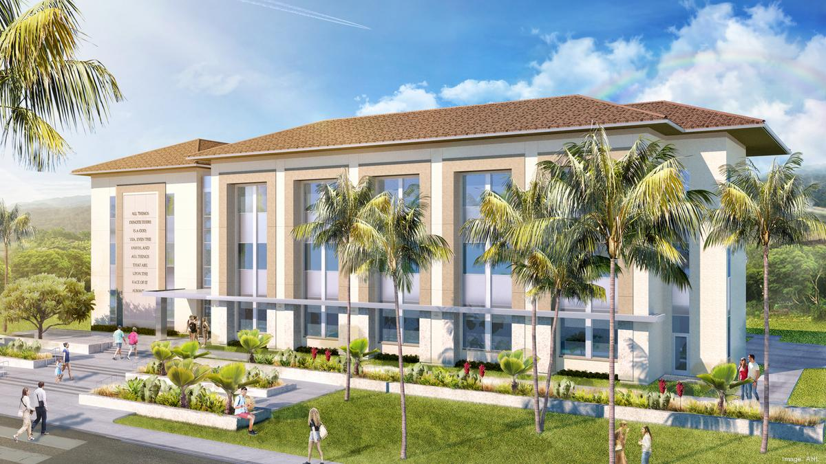 AHL designs science classroom building at BYUH for the future - Pacific Business News