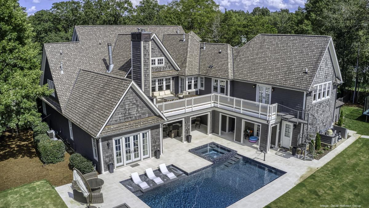 Photos Nfl Veteran Former Carolina Panthers Quarterback Josh Mccown Sells Charlotte Home For 3 7m Triangle Business Journal