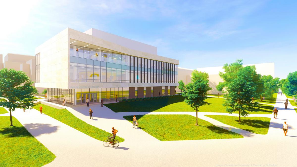 Mizzou Calendar 2022.University Of Missouri Columbia Breaks Ground On New 30 Sinclair School Of Nursing Facility St Louis Business Journal