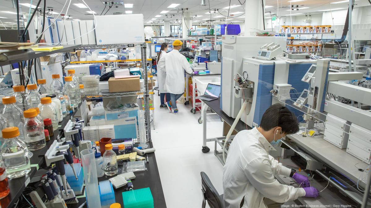 DNA: Newly public Ginkgo Bioworks to trade under Genentech's old ticker symbol - Boston Business Journal