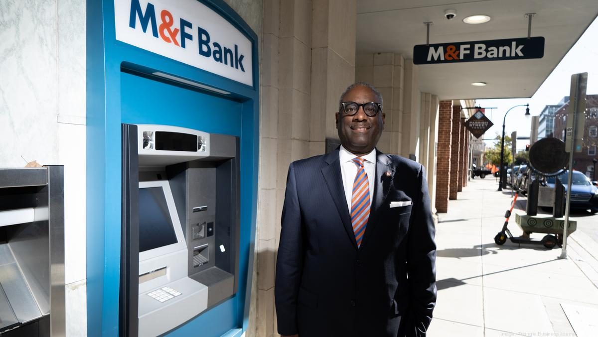 2021 People to Watch: M&F Bank CEO James Sills - Triangle ...