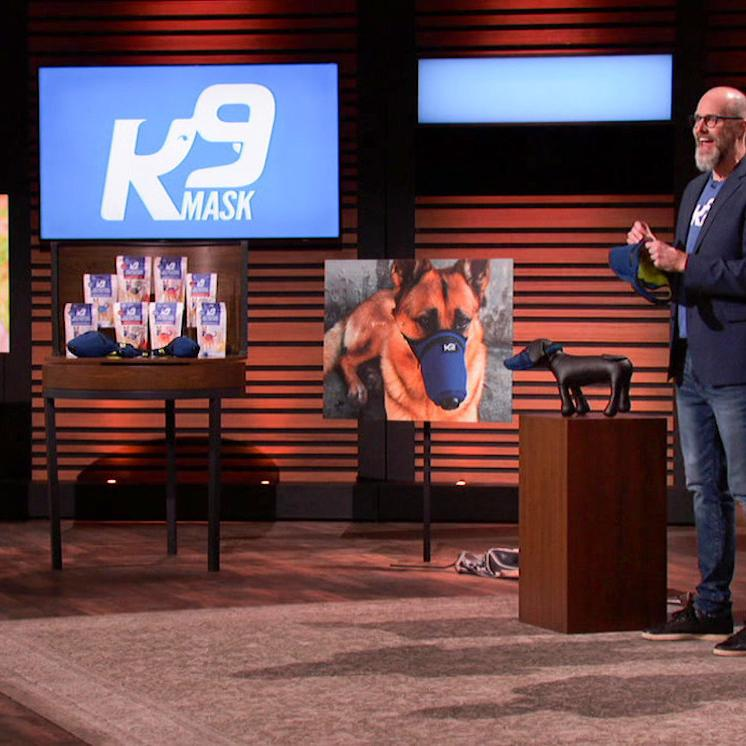 Austin Inno Austin Startup Good Air Team To Pitch K9 Mask For Dogs On Shark Tank This Friday