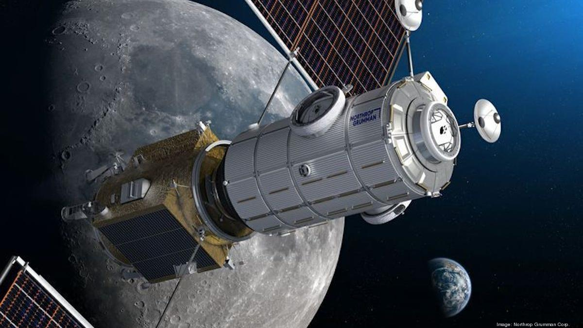 Northrop completes spacecraft design for new moon missions - Washington Business Journal