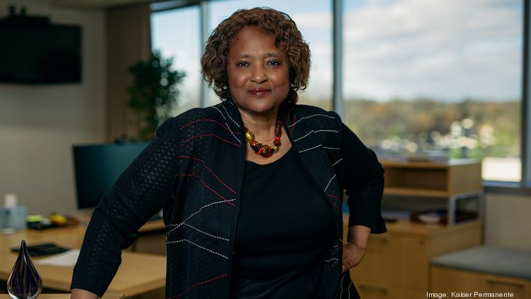 Ruth Williams-Brinkley is regional president for Kaiser Permanente of the Mid-Atlantic States.