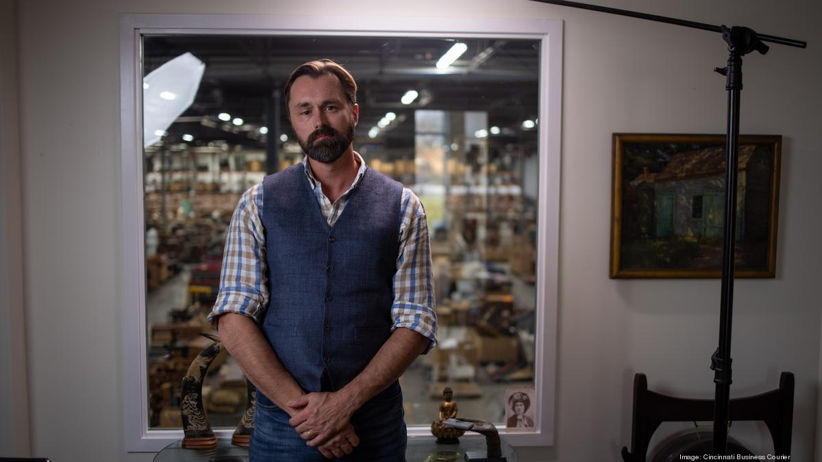 Ebth Grew Out Of Founder Brian Graves Fascination With Collecting Cincinnati Business Courier