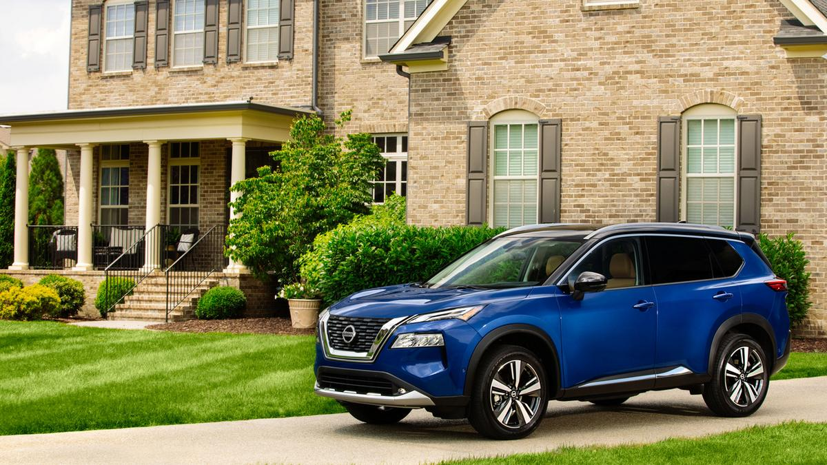 2021 Nissan Rogue puts families first but comfort, tech aren't far behind - Atlanta Business Chronicle