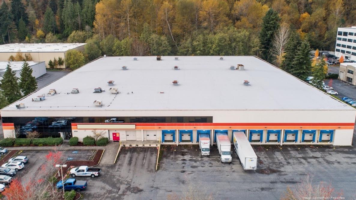 CenterPoint Properties acquires 2 buildings in suburban Seattle - Puget Sound Business Journal