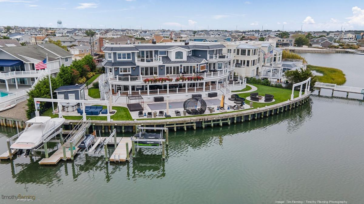 Jersey Shore home sales are sizzling. These are the most expensive houses on the market this summer. - Philadelphia Business Journal