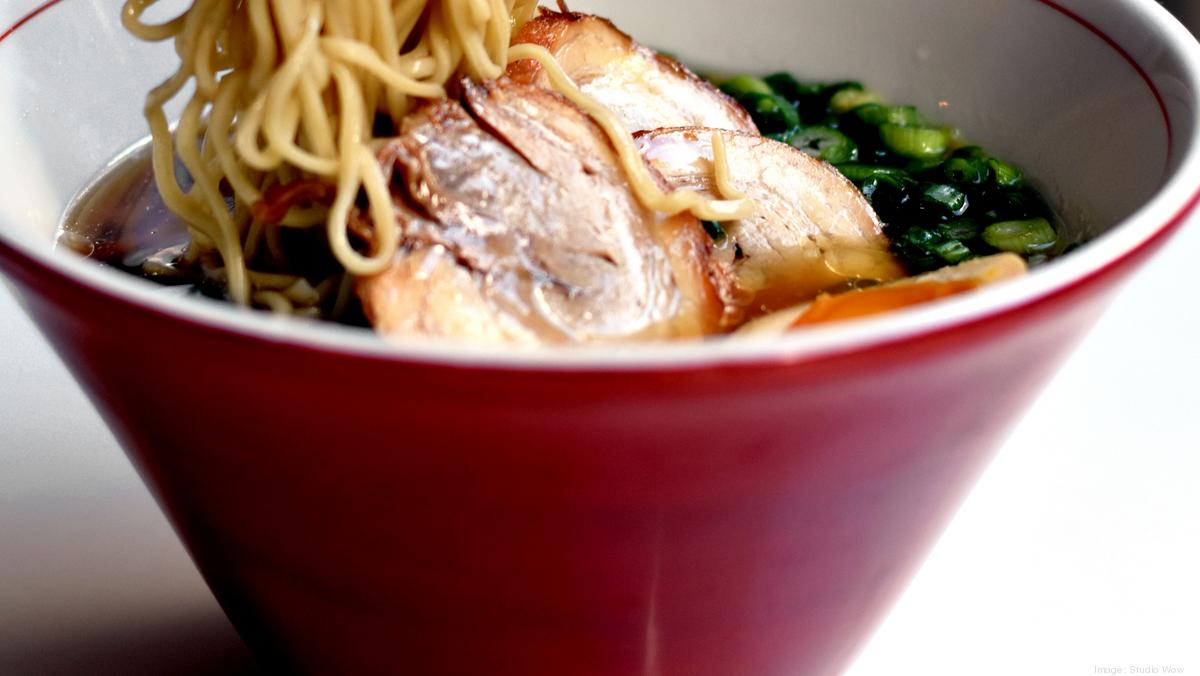 Easton adds a ramen and sushi shop - Columbus Business First