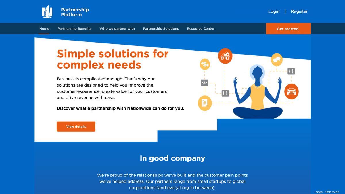 Nationwide Partnership Platform added for business ...