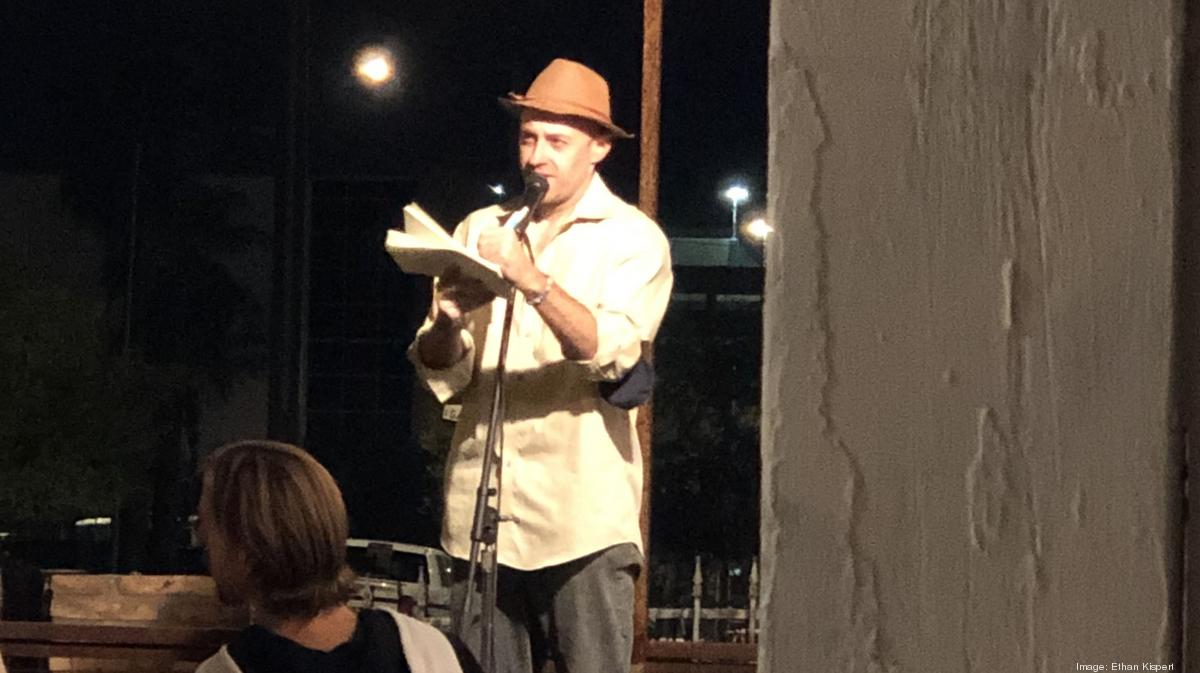 How a downtown Phoenix bookstore owner kept his business alive amid pandemic