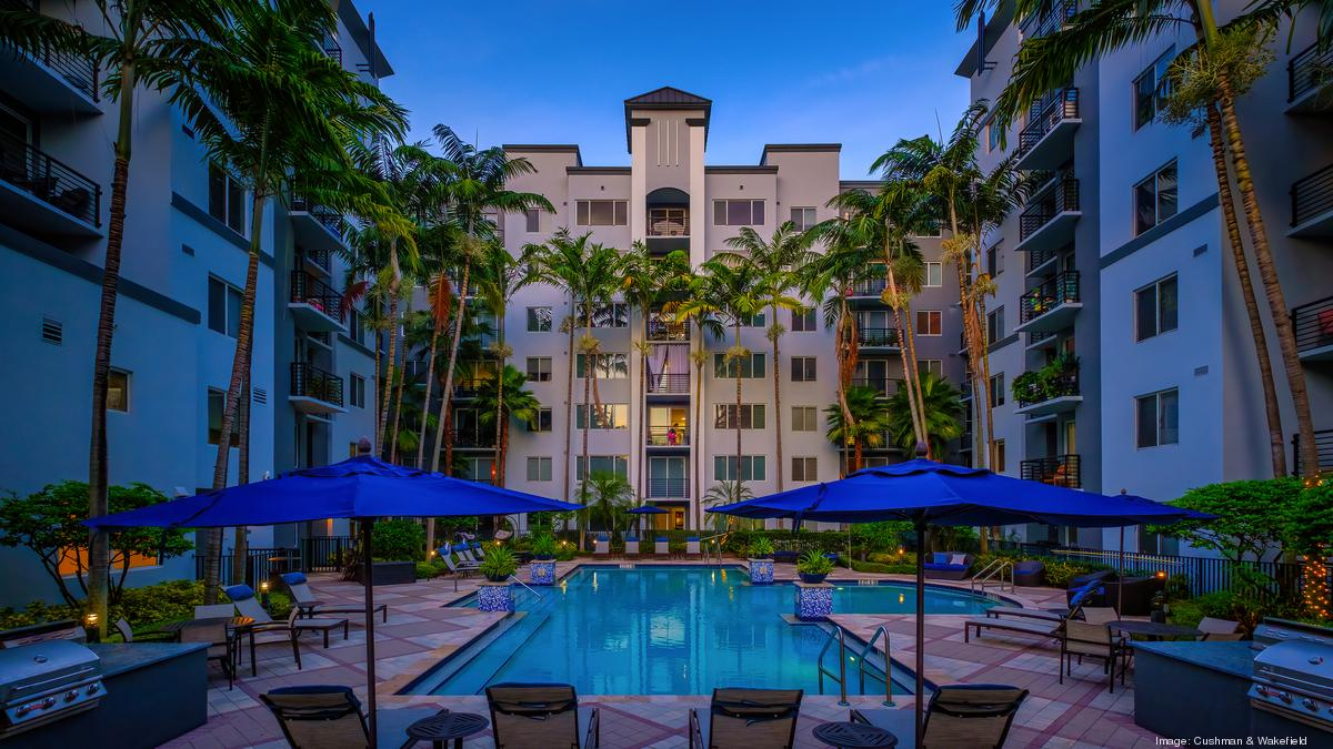 Prudential Sells Solmar On Sixth Apartments In Fort Lauderdale Flagler Village To Sterling Equities South Florida Business Journal