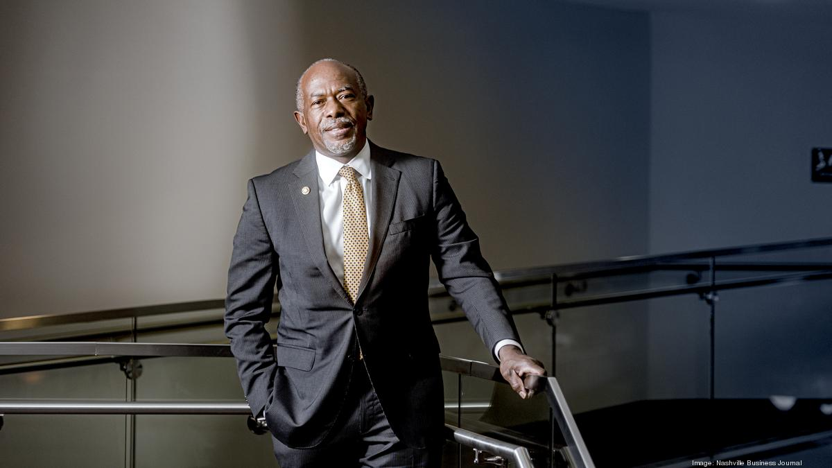 Future of health care: The cure for health inequities according to Dr. James Hildreth of Meharry Medical College - Nashville Business Journal