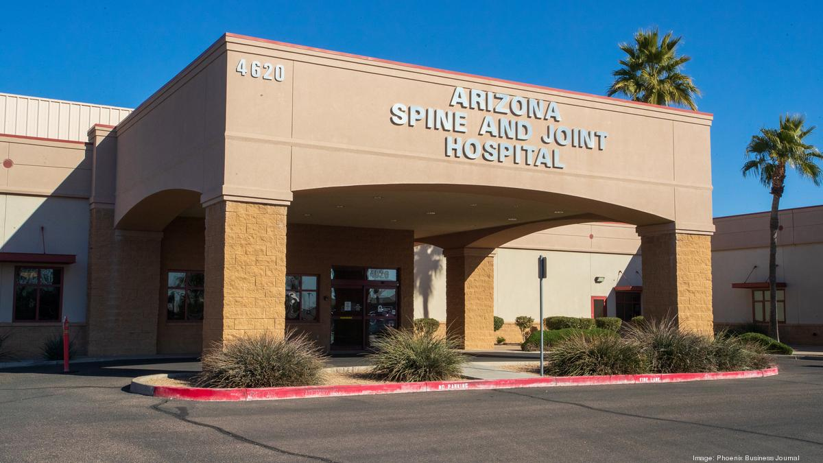 Mesa hospital sells for $25M as investor demand for medical space remains high
